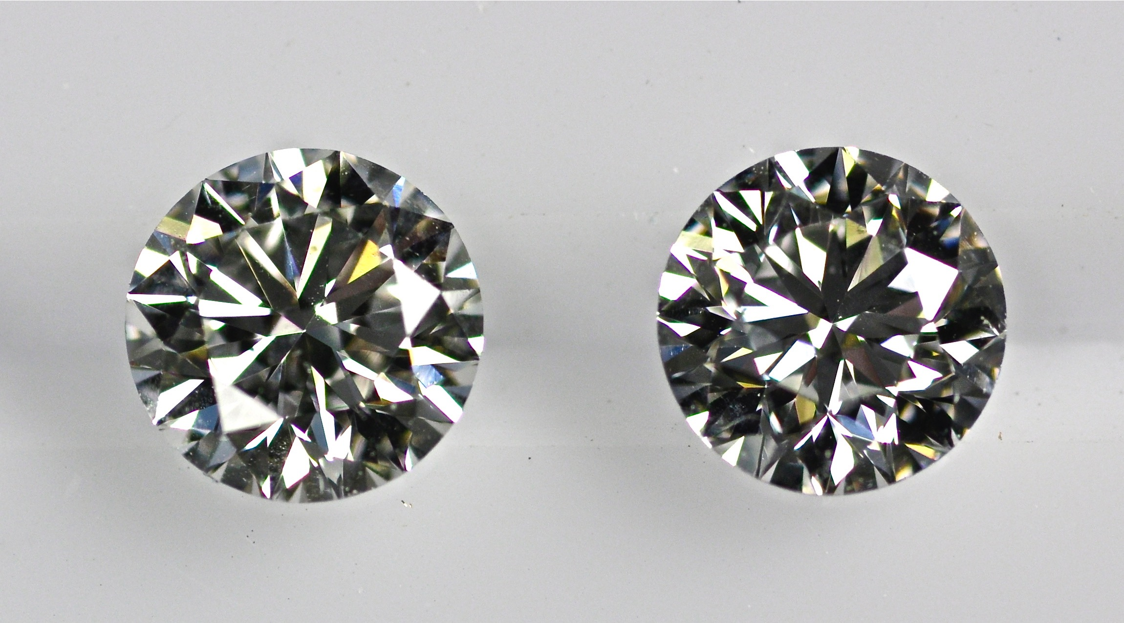 Lab Created Diamonds - Leber Jeweler Inc
