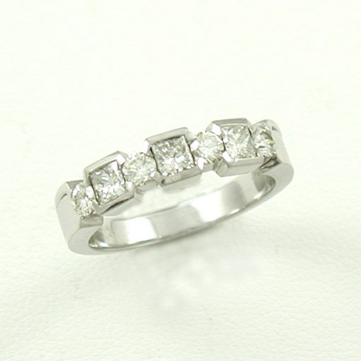 Earthwise Jewelry® Harriet diamond band